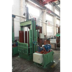 Hydraulic Vertical Paper Cardboard Plastic Baler Machine pictures & photos
