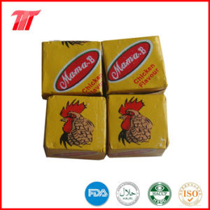 Good Quality and Low Price Chicken Seasoning Powder and Cube pictures & photos