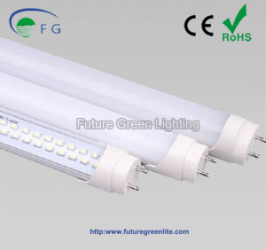 Oval Shape T8 LED Fluorescent Tube Lights for Replacement pictures & photos