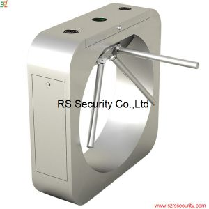 Bidirectional Control Turnstile Gate for Traffic Passageway