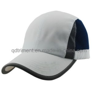 Microfiber 100% Polyester Fabric Golf Baseball Cap (TRNB092) pictures & photos