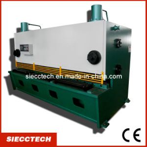CNC Hydraulic Guillotine Shear /Shearing Machine/ Shear pictures & photos