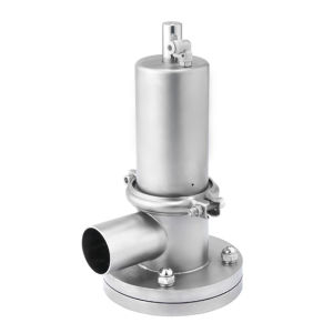 Sanitary Stainless Steel Safety (Relief) Valve
