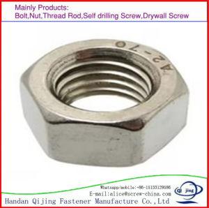 DIN933/DIN934, Hex Head Screws/ Hex Full Nuts, Zinc pictures & photos