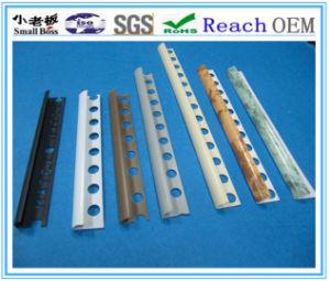 PVC Tile Trims, Plastic Edging Trims pictures & photos