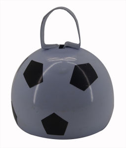 Football Cow Bell for Sporting Events, A13-C02