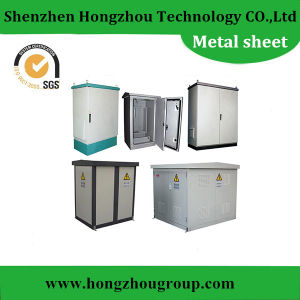 Powder Coated Sheet Metal Fabrication Switchgear Cabinet Series pictures & photos