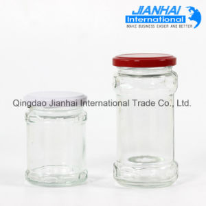 Honey Glass Jar Mason Glass Fruit Jam Jar Wholesale pictures & photos