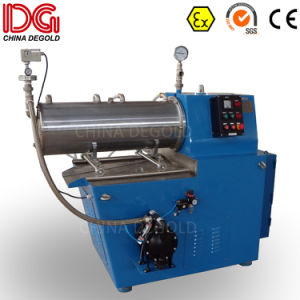 Horizontal Sand Mill Disc Grinder Mill pictures & photos