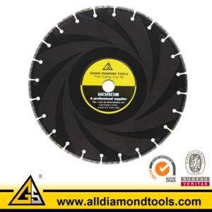 Ductile Iron Blade/Cutting Disc for Cutting Steel (HLWDT-1) pictures & photos