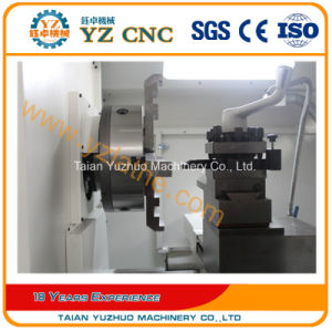 CNC Lathe Machine Alloy Wheel Polishing Machine pictures & photos