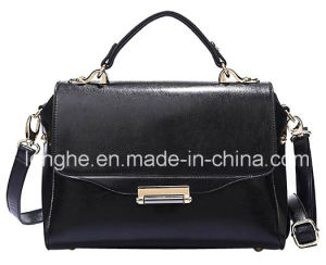 Fashion PU Satchel Bag (LY0160) pictures & photos