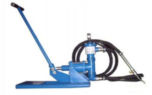 Used for Grouting Cement Slurry Sb10 Hand-Operated Grouting Pump pictures & photos