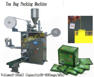 Tea Bag Inner and Outer Bag Packing Machine pictures & photos