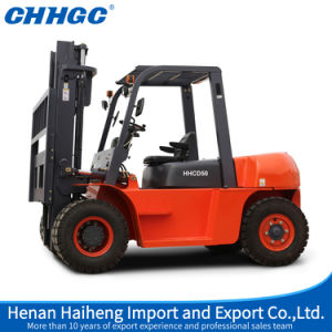 5ton Capacity China Diesel Forklift pictures & photos