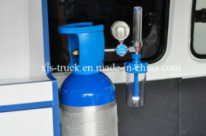 Kinglong Rhd Hiase Emergency Ambulance Mini Van Xmq5030 Xjh pictures & photos