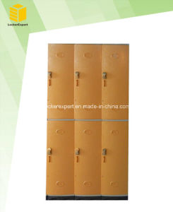ABS Plastic Locker for Gym (JS38-2) pictures & photos