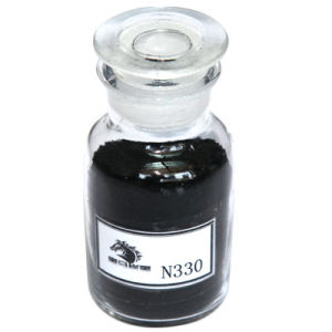 Exporter of Carbon Black Granule (N330) , Black Carbon Granule (N330) for Rubber Industry pictures & photos