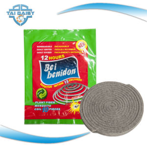 Unbreakable Plant Fiber Mosquito Coil Made /140mm Hot Sale in Africa Plant Fiber Mosquito Coils pictures & photos