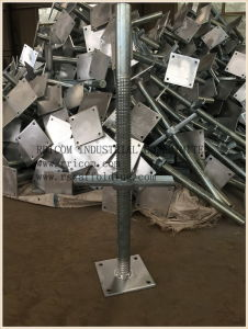 Galvanized All Kinds of Scaffolding Screw Jack/Base Jack pictures & photos