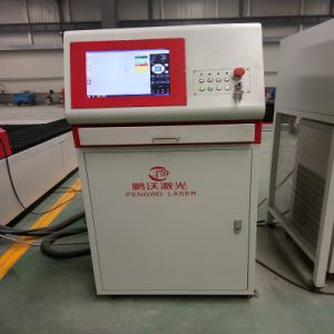 Automatic CNC Fiber Cutting Machine for Metal Sheet pictures & photos