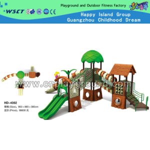 New Large Outdoor Playground Amusement Equipment for Children (HD-4302) pictures & photos