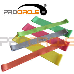 Crossfit New Style Thin Exercise Resistance Band (PC-RB1039-1050) pictures & photos