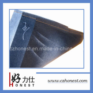100% Cotton/Tencel Denim Fabric (HLS-0363)