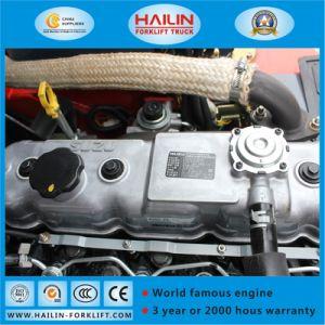 Diesel Forklift (ISUZU engine, 1.8Ton) pictures & photos