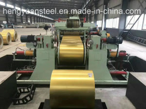 Customized Specification and Zinc Coating PPGI in Coil PPGL pictures & photos