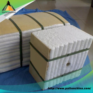 Low Thermal Conductivity Ceramic Fiber Module
