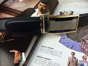 Ratchet Leather Straps for Men (HC-150415) pictures & photos