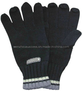Knitted Gloves Sh12-2g014 pictures & photos