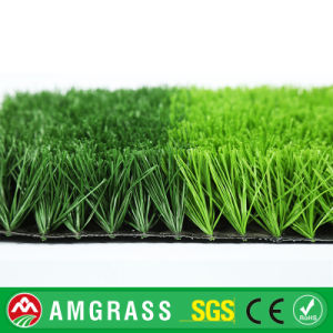 Colored Soccer Field Turf Carpet, Artificial Grass Decoration