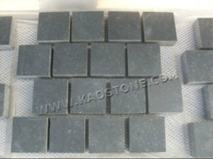 G684 Black Meshed Cobble Stone pictures & photos