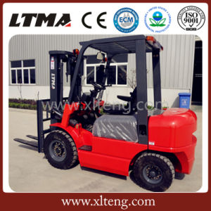 Ltma Mini Fork Lift 1.8 Ton Diesel Forklift for Sale pictures & photos