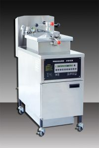 Gas Chicken Broast Machine (CE approved) pictures & photos