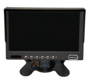 7 Inch 3chs High Resolution LCD Screen Monitor for Trucks 24V pictures & photos