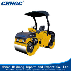 Small Size Tandem Roller for Sale pictures & photos