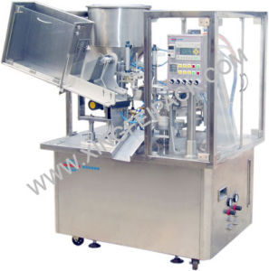 Xf-GF80 Automatic Soft Tube Filling and Sealing Machine pictures & photos