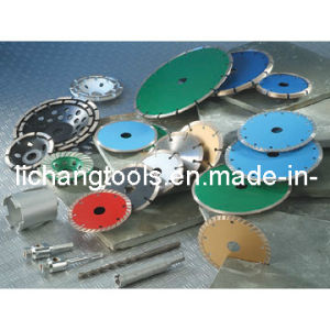 Diamond Blades with for Stone, Marble and Concrete pictures & photos