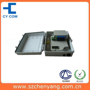 Fiber Optic Plastic Splitter Distribution Box (16 port)