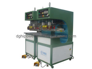 High Frequency PVC Plastic Welding Machine for Car Tent/Truck Cover (HR-10KWF)