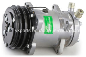 Auto AC Compressor for Universal (5H16) pictures & photos