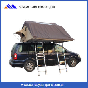 4WD Outdoor Camping Car Pop up Roof Tent pictures & photos