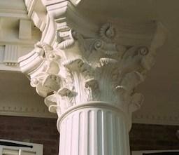 Interior PU Column/PU Roman Art Pillar Column pictures & photos