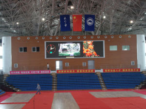 P6mm Indoor Fixed Installation Advertising LED Display Screen pictures & photos
