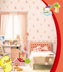 Children Room Wallpaper (vivid)