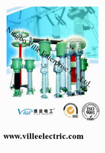 Oil Immersed Inverted Current Transformers Lgbj Type pictures & photos