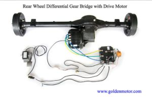 5kw Electric Car Conversion Kit 48V /72V /96V BLDC Motorbike Motor/MID Drive Motor with Ce Certificate pictures & photos